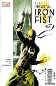 Immortal Iron Fist Comics (2006 Series)